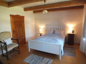 Schlafzimmer barrierefrei